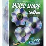 Manipulation CDs Mixed Shape