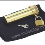Sulap Brass Bill Tube Magic Trick