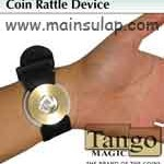 Coin Rattle Device by Tango Magic