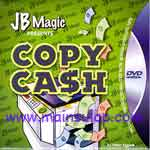 Copy Cash by Peter Eggink