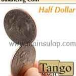 Balancing Coin by Tango Magic