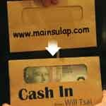Sulap Cash In by Will Tsai Magic Trick