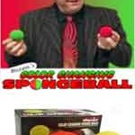 Sulap Color Changing Sponge Ball by King Magic Trick