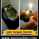Sulap Jam Tangan Korek Api Magic Trick