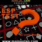 Sulap Esp Test by Louis Black Magic Trick