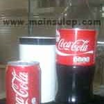 Sulap Vanishing Coca-Cola Bottle to Can Magic Trick