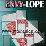 Sulap Envy-Lope by Brandon David and Chris Turchi Magic Trick