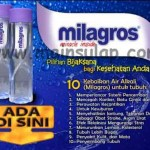 Air Minum MILAGROS the Magic Water