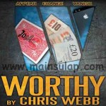 Sulap Worthy by Chris Webb Magic Trick