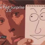 Sulap Note Pad Surprise 2.0 by Sean Bogunia Magic Trick