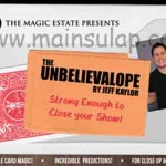 Sulap Unbelievalope by Jeff Kaylor Magic Trick