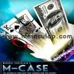 Sulap M-Case by Mickael Chatelain Magic Trick